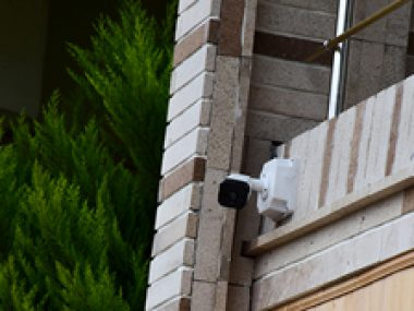 نمونه کار دوربین مداربسته در رامسر