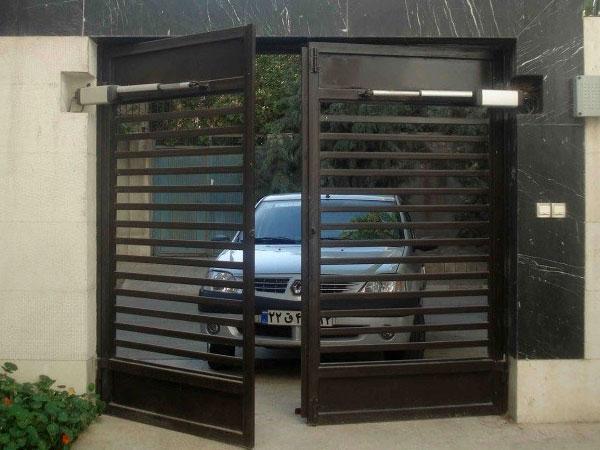 جک دروازه در مازندران نوشهر