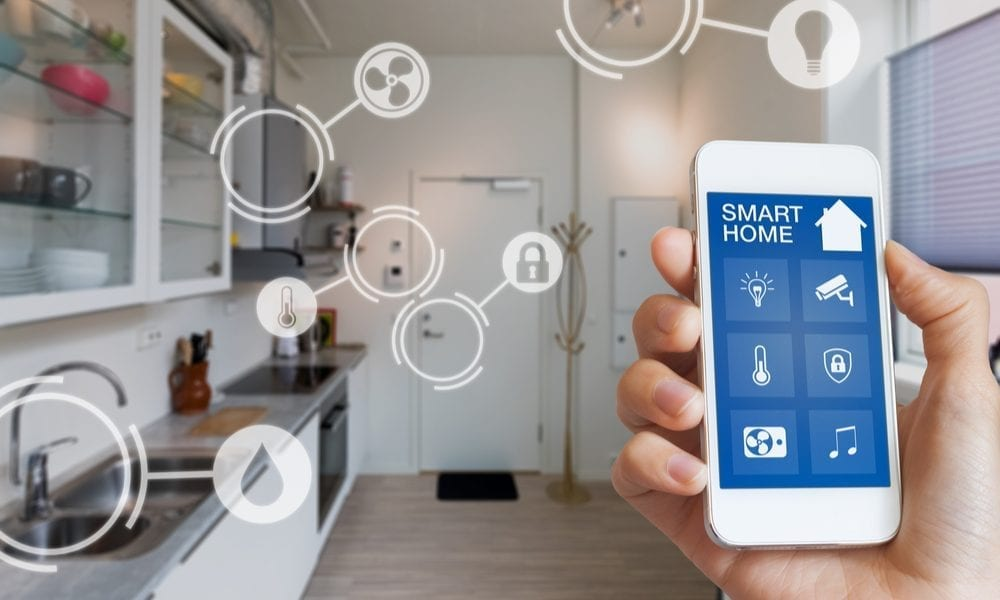 سیستم خانه هوشمند در شهر چابکسر