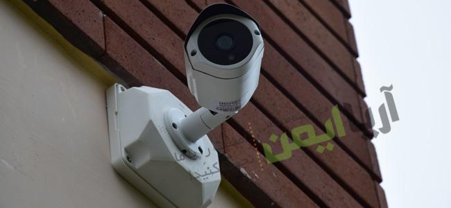 راه اندازی دوربین مداربسته در نوشهر