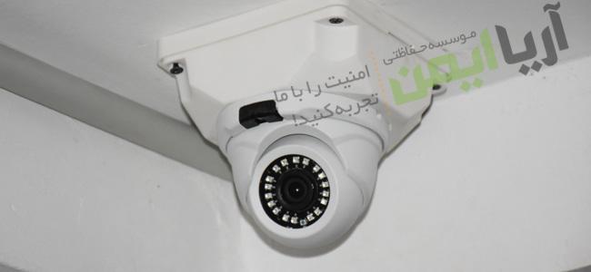 دوربین مداربسته در نوشهر