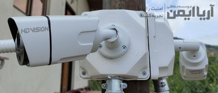 دوربین مدراربسته HDVISION
