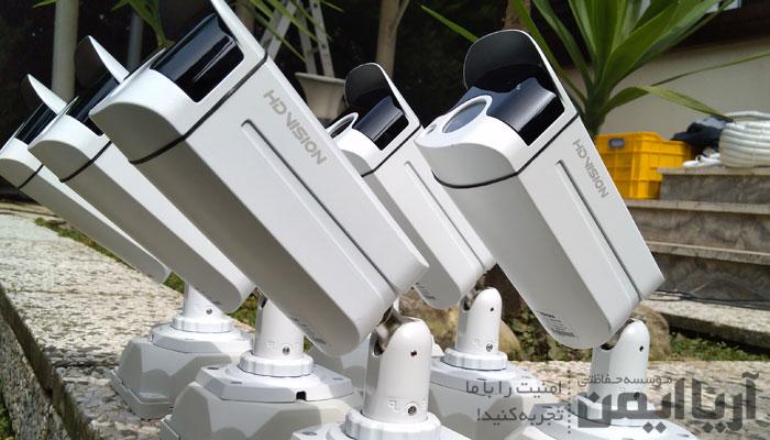 خرید دوربین مداربسته اچ دی ویژن HDVISION